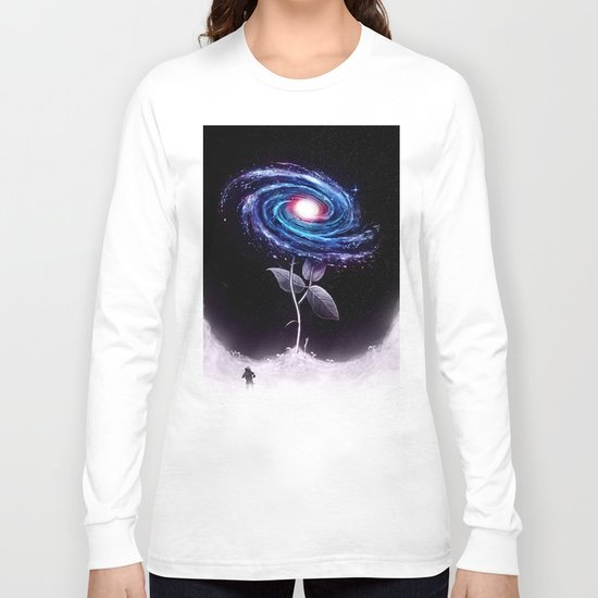 My Little Flower Long Sleeve T-shirt
