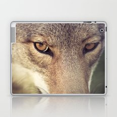 In the eyes of the Coyote Laptop & iPad Skin