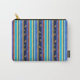 Nighty Night Stripes Carry-All Pouch