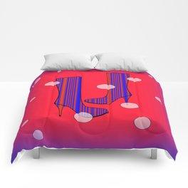 Art Meets Fashion Comforters