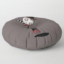 Bestest Mime Ever Floor Pillow