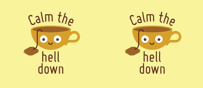 Anxietea Coffee Mug