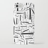 deco iPhone & iPod Cases featuring deco. by The Higgins Creative.