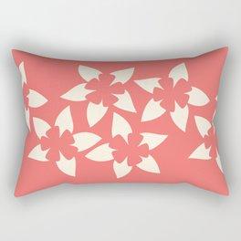 Rocky Mountain Columbine (Radiant) Rectangular Pillow