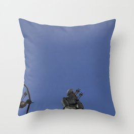 War Stars: Imperial Troops or Just Archers Throw Pillow
