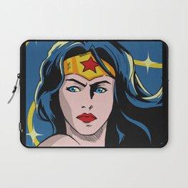 A Wonderwoman Laptop Sleeve