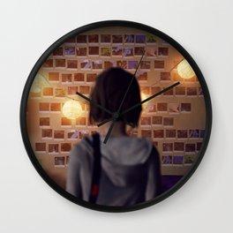 Life Is Strange 10 Wall Clock