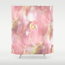 Some Soft Pink Flowers Hydrangea #decor #society6 Shower Curtain