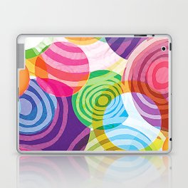 Circle-licious Sweetie Laptop & iPad Skin