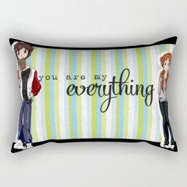 you art my everything Rectangular Pillow
