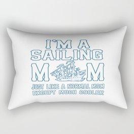 SAILING MOM Rectangular Pillow