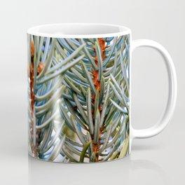 Blue Spruce Spring Growth 2 Coffee Mug