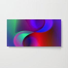 a towel full of colors -11- Metal Print
