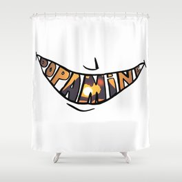 Happiness is... Shower Curtain