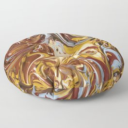 Swirls Floor Pillow