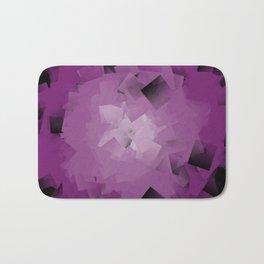 purple tissue Bath Mat