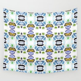 Sea Glass 21C Wall Tapestry