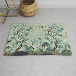 The Chinoiserie Panel Rug