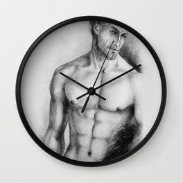 Dragon Age Inquisition - Cullen  Wall Clock