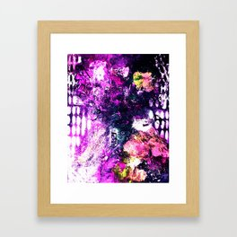 Morning Glow Framed Art Print
