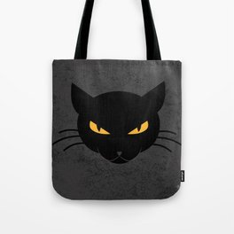 Evil Kitty Tote Bag