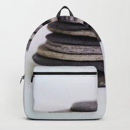 A Meditative Image of Stones Backpack