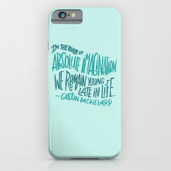 Absolute Imagination iPhone & iPod Case