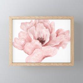Flower :;) Framed Mini Art Print