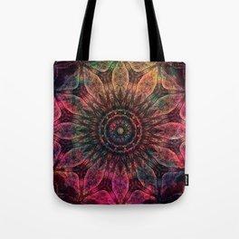 mandala love Tote Bag