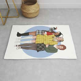 as if! Rug