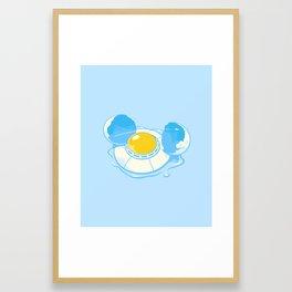 New Launch Framed Art Print