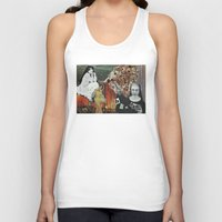 sister Tank Tops featuring Sister by Nicki Hynes