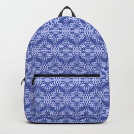 Weave pattern Backpack