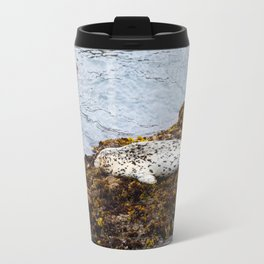 Fat And Happy Travel Mug