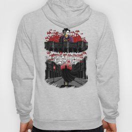 Attack on Gotham Hoody