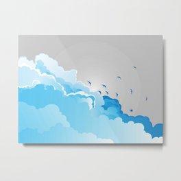 Sky 934 Metal Print