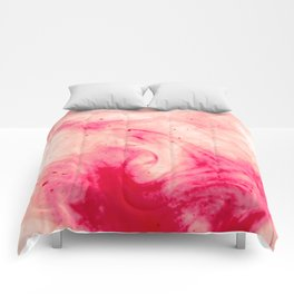 Blood Face Comforters