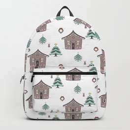 Xmas pattern 3 Backpack