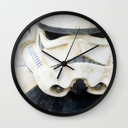 Stormtrooper Portrait Wall Clock