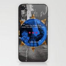 Lauryn Hill tribute  iPhone & iPod Skin