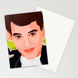 Ferris Bueller Stationery Cards