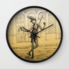 Dancing Samba Wall Clock