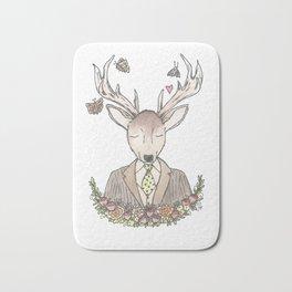 Mr. Deer Bath Mat