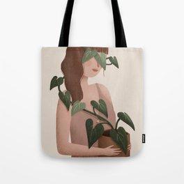 Liana - Bindweed Tote Bag
