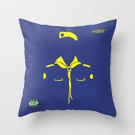Guia Mayor - Master Guide Throw Pillow