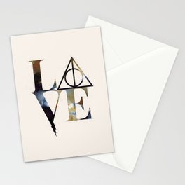 Love Always Watercolor Stationery Cards