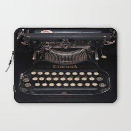 Corona Typewriter Laptop Sleeve