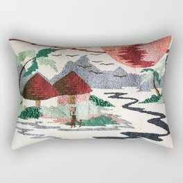 Villager Rectangular Pillow