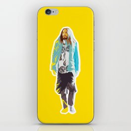 Jared Leto and his wisdom  iPhone Skin