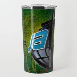 JA street art Travel Mug